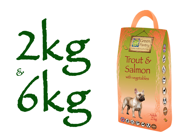 2kg and 6kg Grain Free